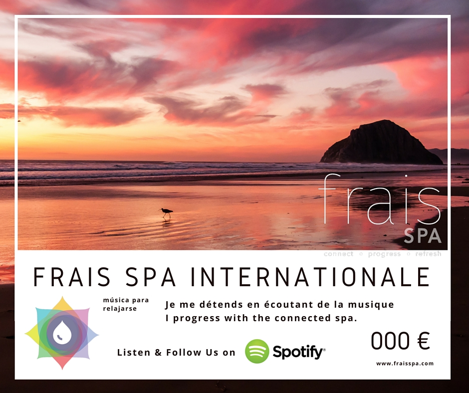 Frais spa internationale