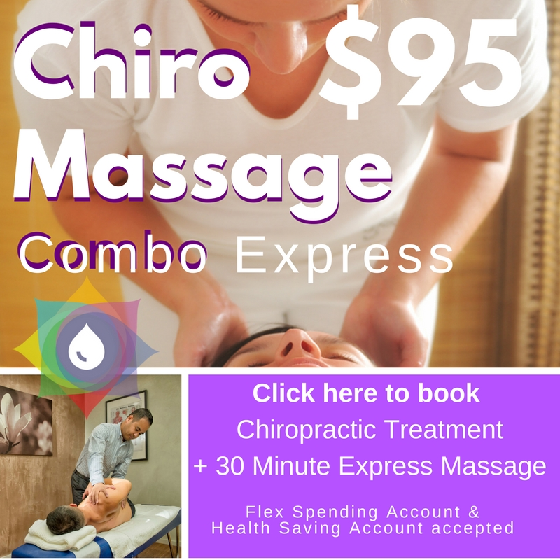 Chiropractic & Massage Express $95
