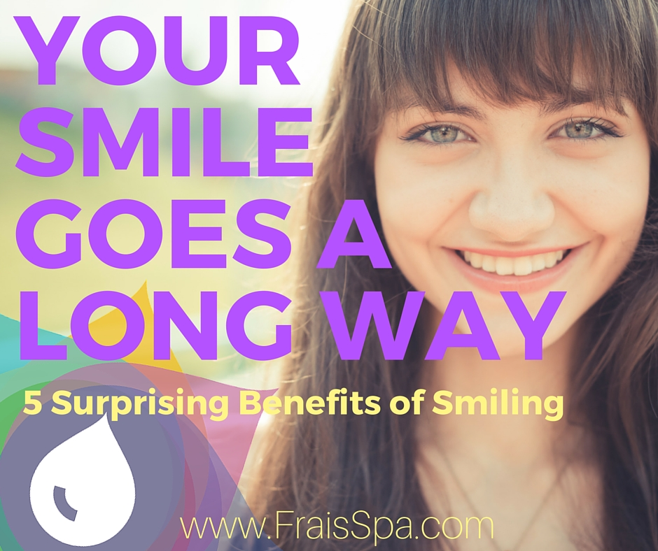 5 Benefits of Smiling